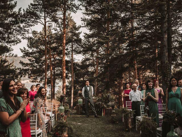 La boda de Andrés y Itziar en Rascafria, Madrid 112