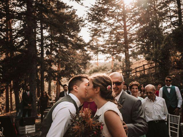 La boda de Andrés y Itziar en Rascafria, Madrid 114
