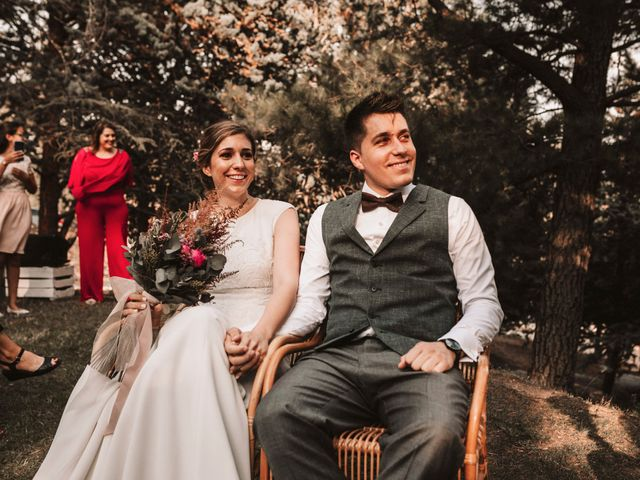 La boda de Andrés y Itziar en Rascafria, Madrid 117