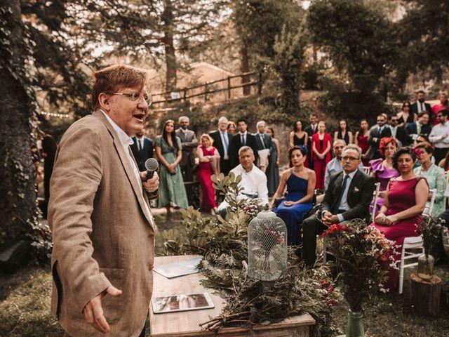 La boda de Andrés y Itziar en Rascafria, Madrid 118