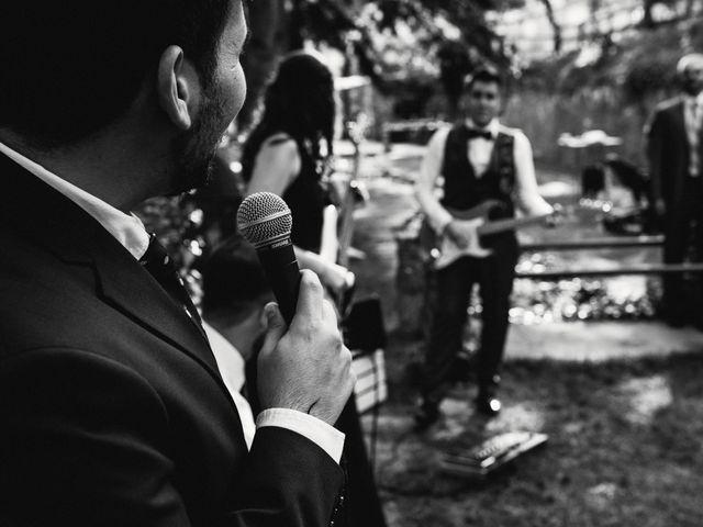 La boda de Andrés y Itziar en Rascafria, Madrid 122