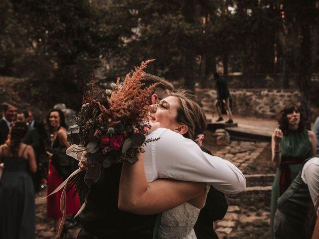 La boda de Andrés y Itziar en Rascafria, Madrid 132