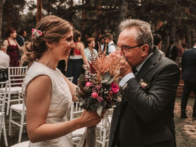 La boda de Andrés y Itziar en Rascafria, Madrid 133