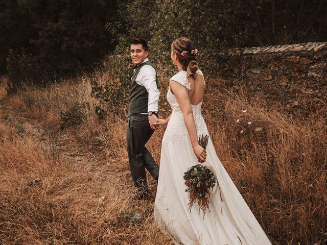 La boda de Andrés y Itziar en Rascafria, Madrid 140