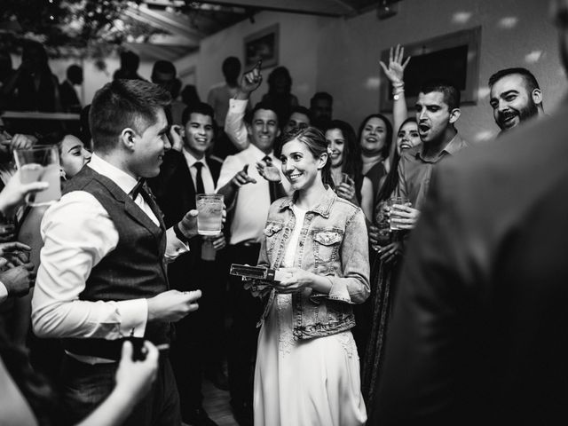La boda de Andrés y Itziar en Rascafria, Madrid 168