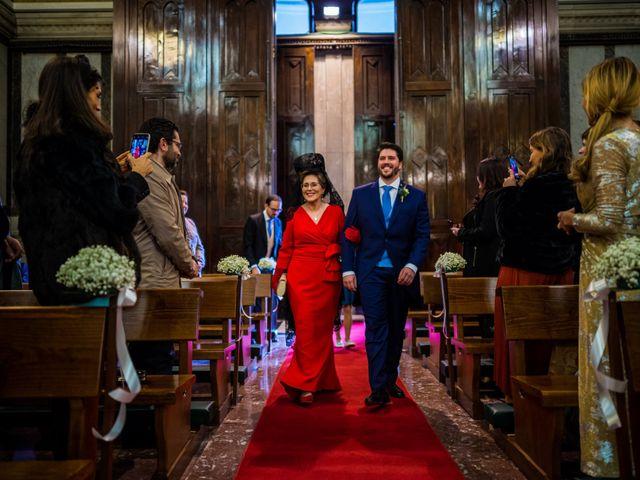 La boda de Nacho y Susana en Madrid, Madrid 32