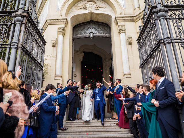 La boda de Nacho y Susana en Madrid, Madrid 43