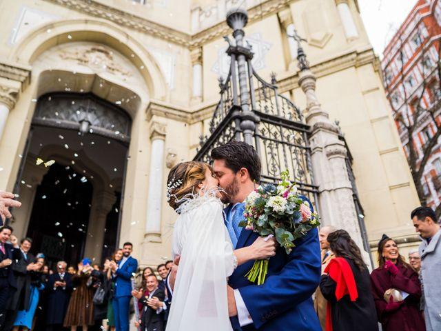 La boda de Nacho y Susana en Madrid, Madrid 45