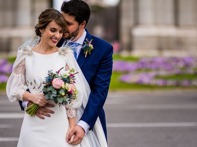 La boda de Nacho y Susana en Madrid, Madrid 48