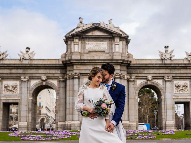 La boda de Nacho y Susana en Madrid, Madrid 49