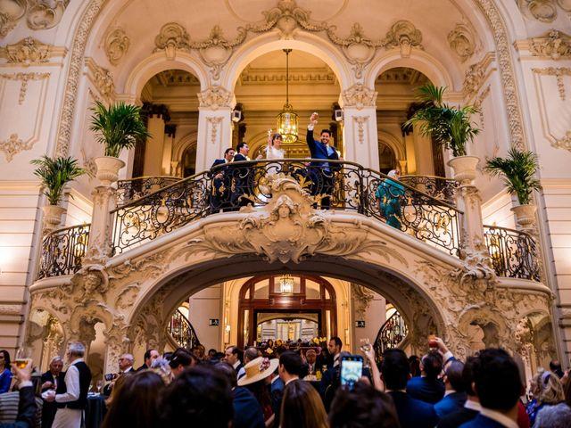 La boda de Nacho y Susana en Madrid, Madrid 54