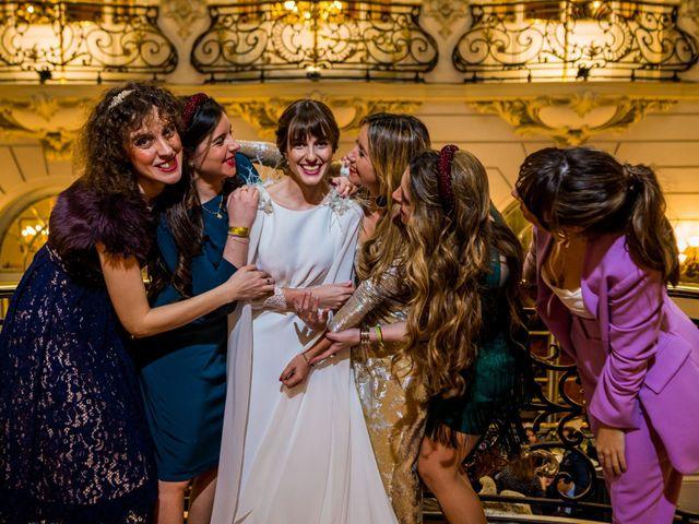 La boda de Nacho y Susana en Madrid, Madrid 57