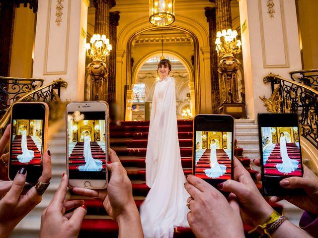 La boda de Nacho y Susana en Madrid, Madrid 2