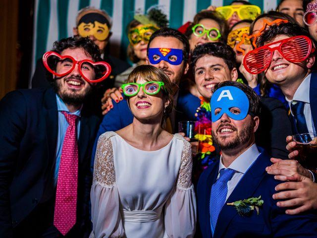 La boda de Nacho y Susana en Madrid, Madrid 93