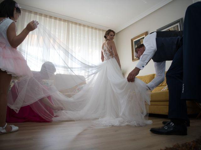 La boda de Raquel y Víctor en Villanubla, Valladolid 14