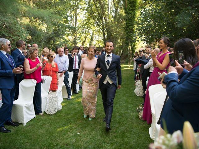 La boda de Raquel y Víctor en Villanubla, Valladolid 17