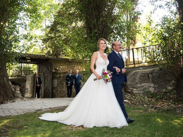 La boda de Raquel y Víctor en Villanubla, Valladolid 19