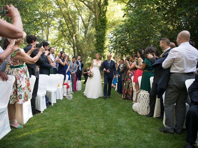 La boda de Raquel y Víctor en Villanubla, Valladolid 20