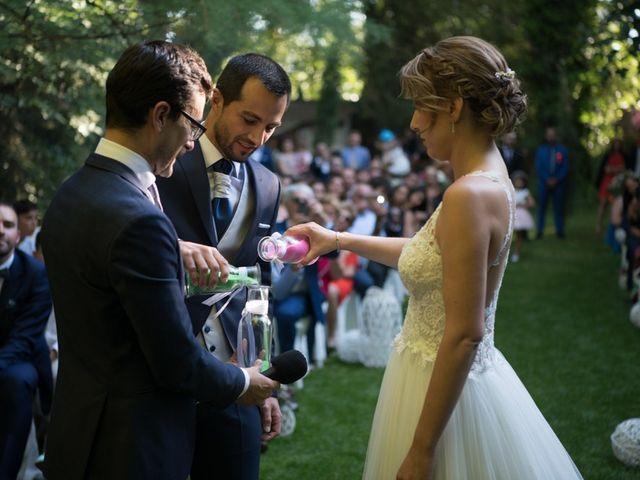La boda de Raquel y Víctor en Villanubla, Valladolid 23