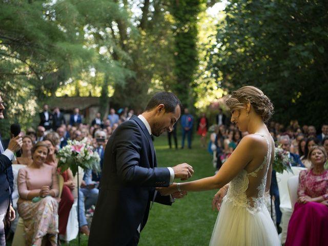 La boda de Raquel y Víctor en Villanubla, Valladolid 26