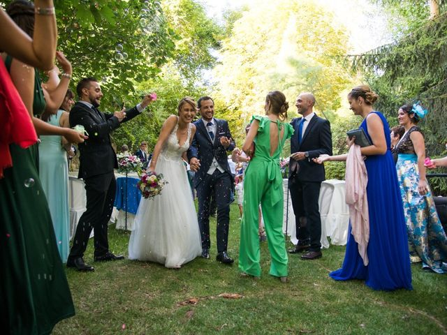 La boda de Raquel y Víctor en Villanubla, Valladolid 27