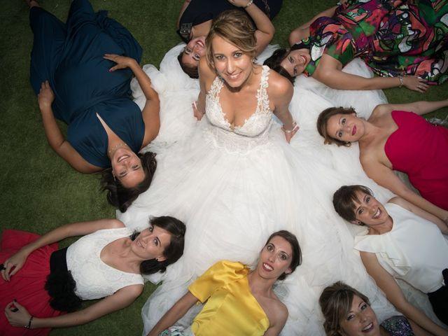 La boda de Raquel y Víctor en Villanubla, Valladolid 37