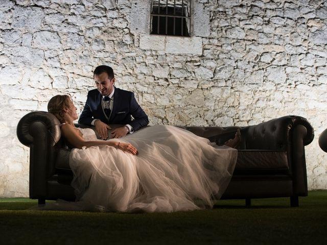 La boda de Raquel y Víctor en Villanubla, Valladolid 39
