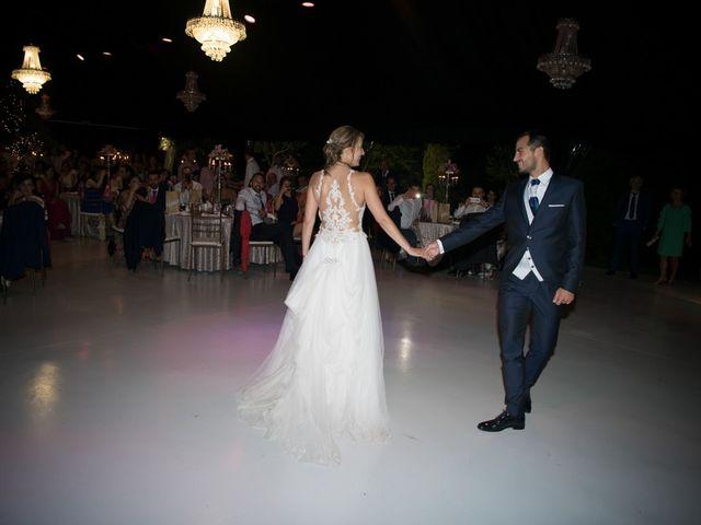 La boda de Raquel y Víctor en Villanubla, Valladolid 41