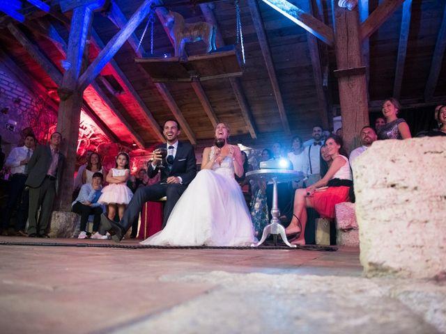 La boda de Raquel y Víctor en Villanubla, Valladolid 42
