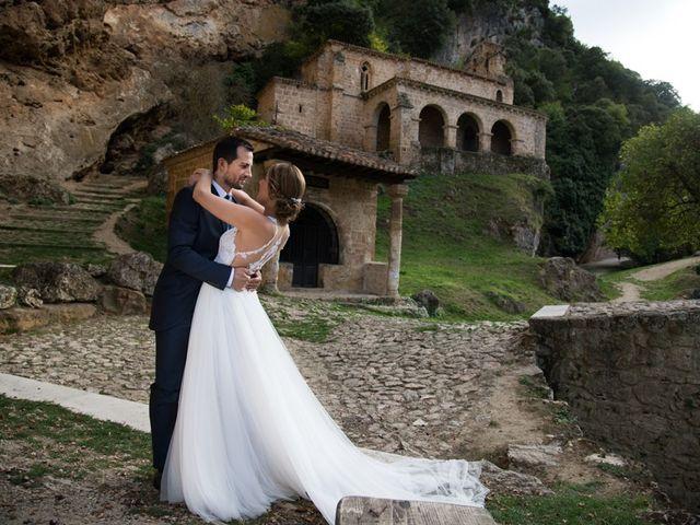 La boda de Raquel y Víctor en Villanubla, Valladolid 43