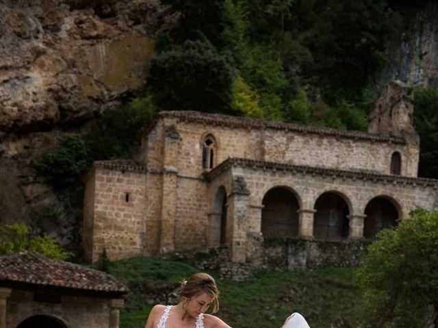 La boda de Raquel y Víctor en Villanubla, Valladolid 45