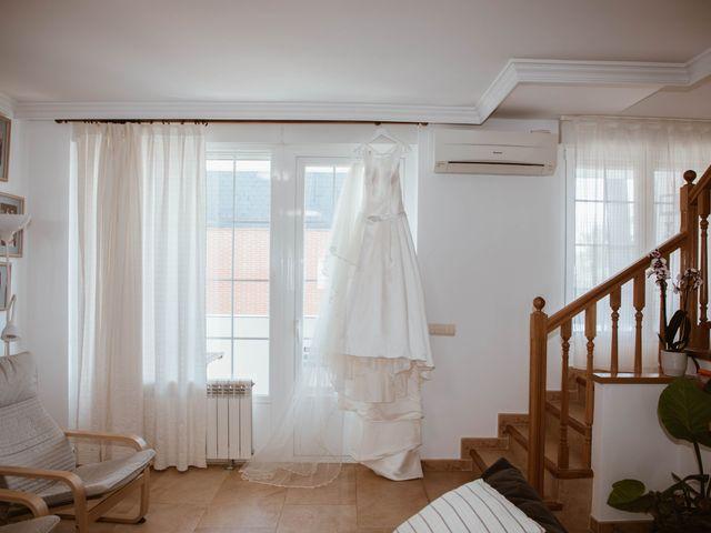 La boda de Marcos y Rocio en Galapagar, Madrid 13