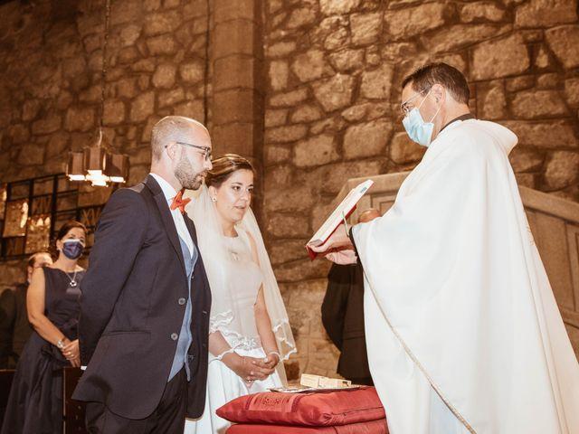La boda de Marcos y Rocio en Galapagar, Madrid 28
