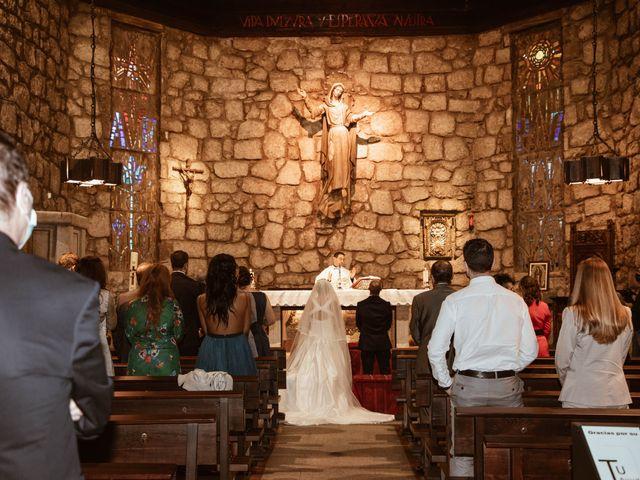 La boda de Marcos y Rocio en Galapagar, Madrid 31