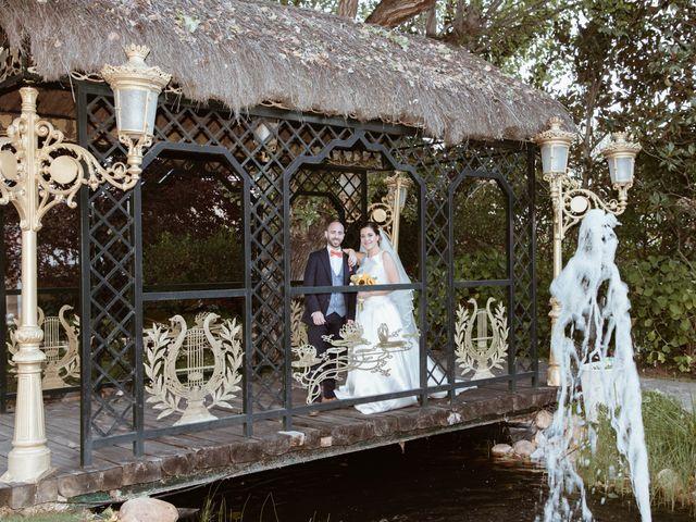 La boda de Marcos y Rocio en Galapagar, Madrid 33