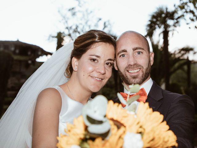 La boda de Marcos y Rocio en Galapagar, Madrid 36