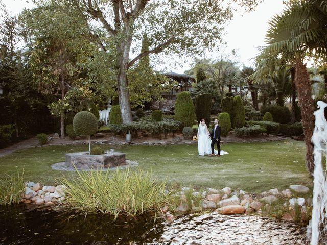 La boda de Rocio y Marcos