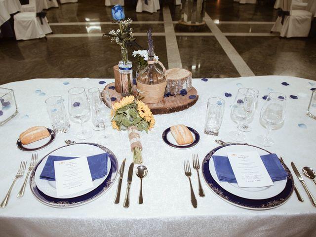 La boda de Marcos y Rocio en Galapagar, Madrid 42