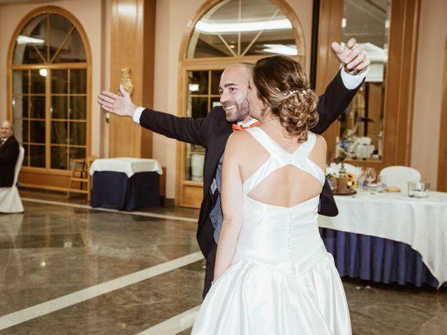 La boda de Marcos y Rocio en Galapagar, Madrid 44