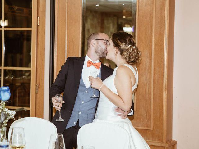 La boda de Marcos y Rocio en Galapagar, Madrid 47