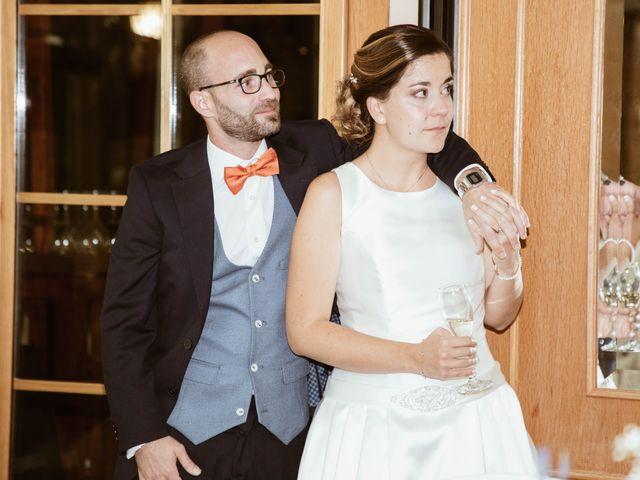 La boda de Marcos y Rocio en Galapagar, Madrid 51