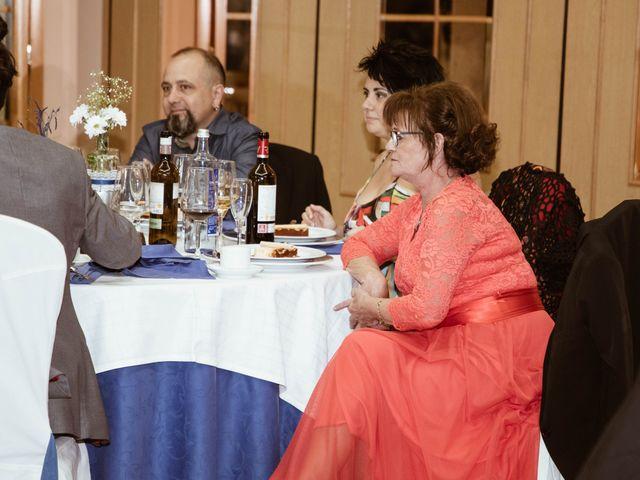 La boda de Marcos y Rocio en Galapagar, Madrid 52