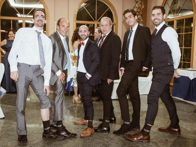 La boda de Marcos y Rocio en Galapagar, Madrid 57