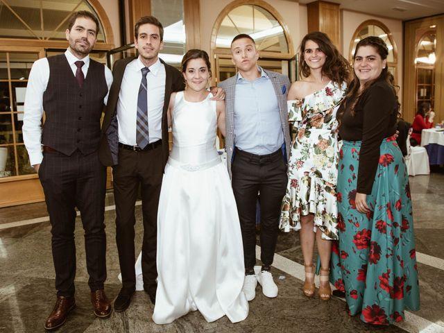 La boda de Marcos y Rocio en Galapagar, Madrid 58