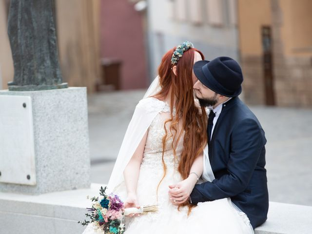 La boda de Saúl y Keira en Caldes De Montbui, Barcelona 1