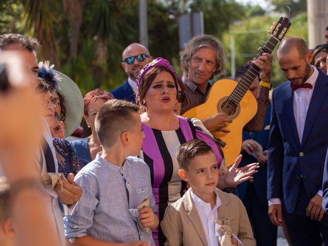 La boda de Rafa y Lorena en Bollullos De La Mitacion, Sevilla 7