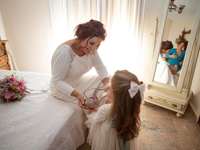 La boda de Rafa y Lorena en Bollullos De La Mitacion, Sevilla 12