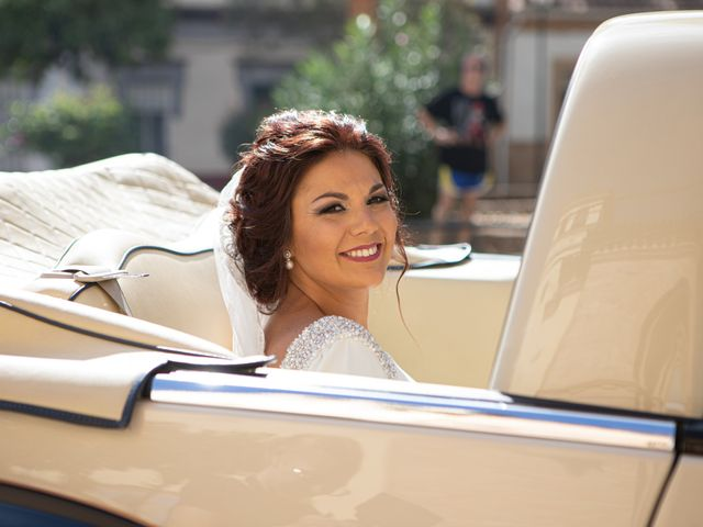 La boda de Rafa y Lorena en Bollullos De La Mitacion, Sevilla 13