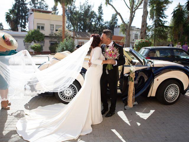 La boda de Rafa y Lorena en Bollullos De La Mitacion, Sevilla 14