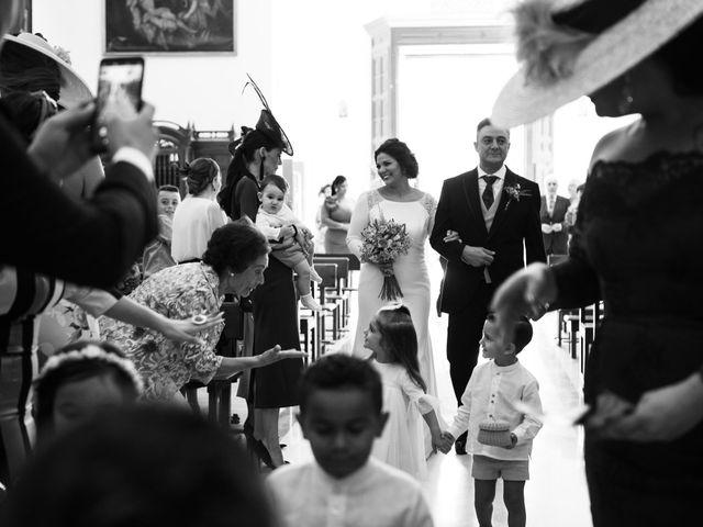 La boda de Rafa y Lorena en Bollullos De La Mitacion, Sevilla 1